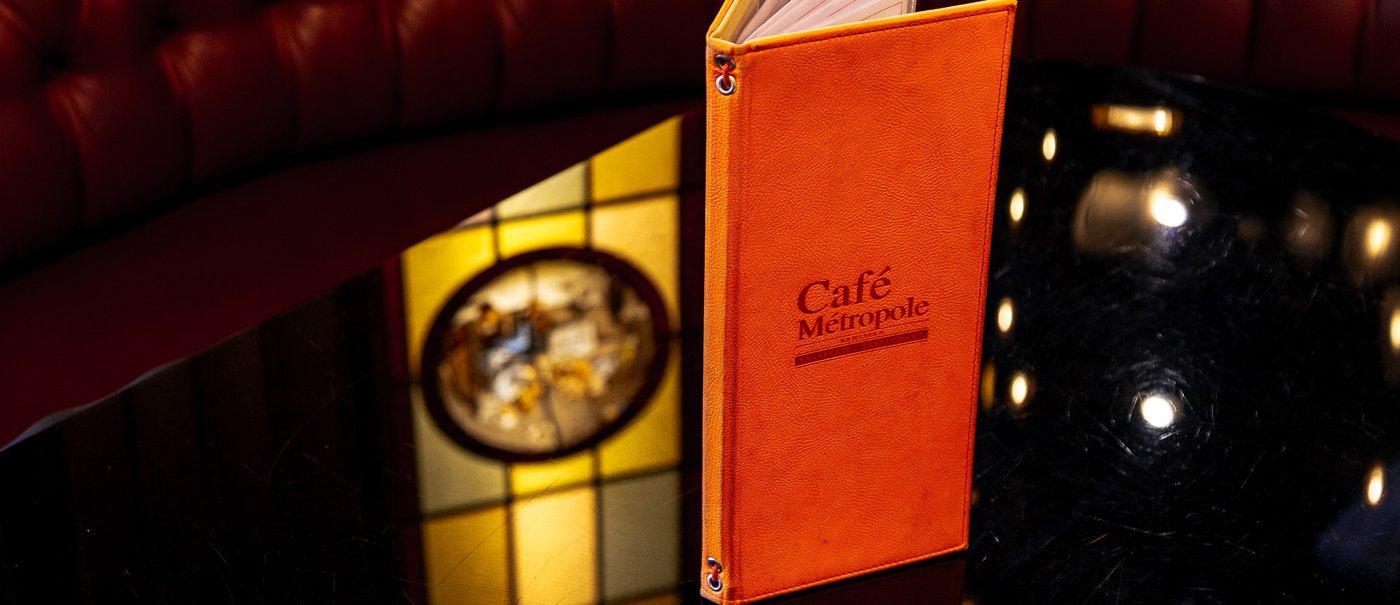 CAFE METROPOLE - BRUSSELS - Brasserie Restaurant - Brussels