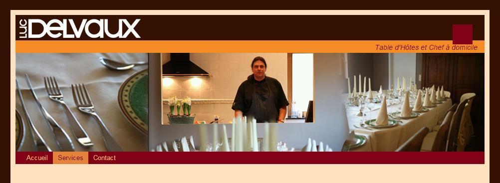 Luc delvaux restaurant du terroir embourg 4053 for Atelier cuisine embourg