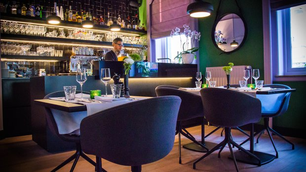 Purple 15 the restaurant belgisch restaurant aalst 9300 for Frigo restaurant