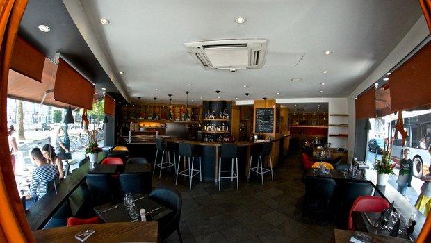 L 39 atelier de la truffe noire restaurant fran ais for Ateliers cuisine bruxelles