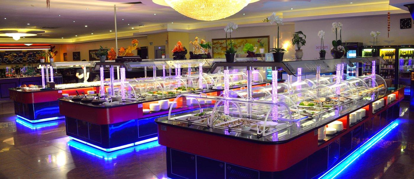 Hong Kong Wok Restaurant Chinois Herstal 4040