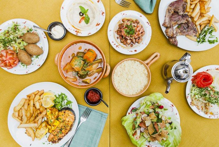 Meilleurs Restaurants Cuisine Syrienne A Liege