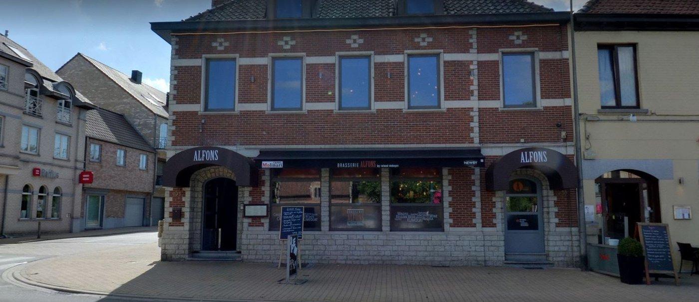 Alfons Burger Groot Bijgaarden