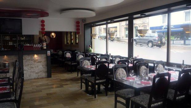 Le jardin du bonheur restaurant chinois virton 6760 for Restaurant chinois