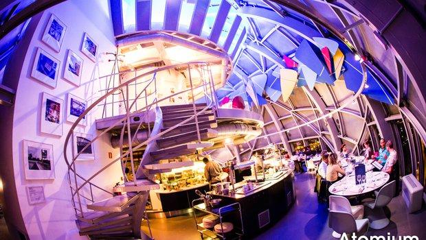 Restaurant Near Atomium