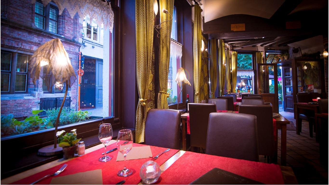 T FONTEINTJE - Traditional Restaurant - Bruges 8000
