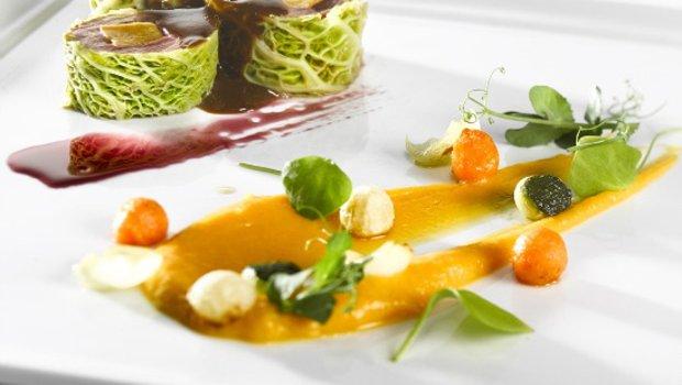 mets gusta restaurant gastronomique mouscron 7700. Black Bedroom Furniture Sets. Home Design Ideas