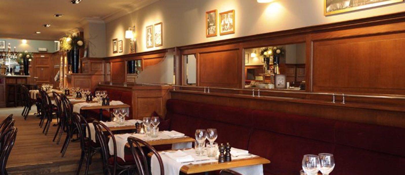 BRASSERIE RAYMOND - Belgisch Restaurant - Brugge centrum 8000
