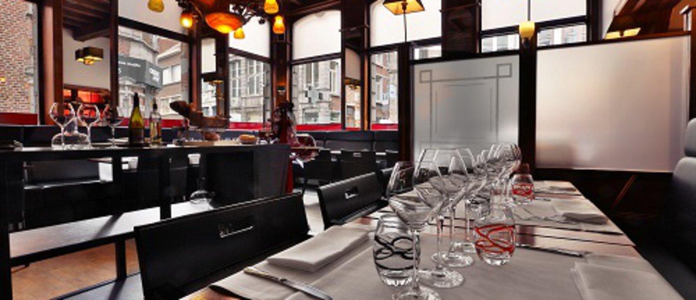 LA TABLE DU BOUCHER - Restaurant Français - Mons 5