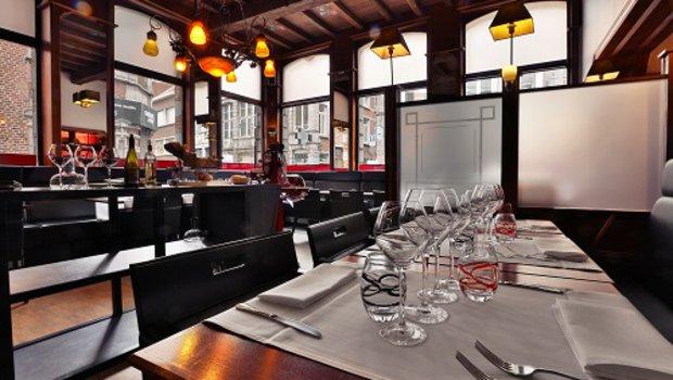 La table du boucher restaurant fran ais mons 7000 - Restaurant la table du boucher lille ...
