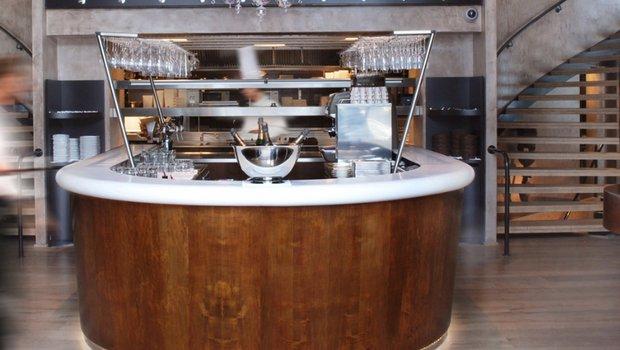 Park side brasserie frans restaurant brussel etterbeek 1040 - Decoratie voor wijnkelder ...