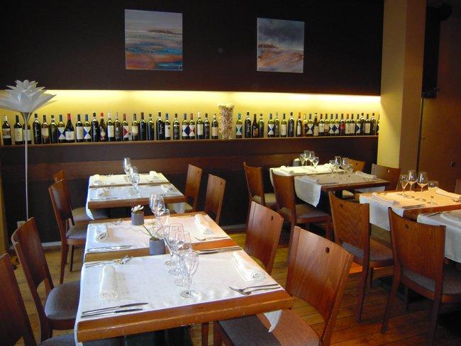 Pane e vino huy restaurant italien huy 4500 for Restaurant italien 95