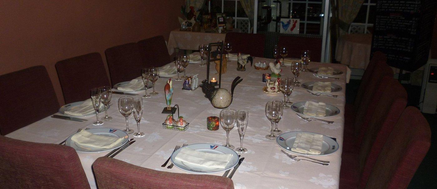 Le coq au vin   traditioneel restaurant   ukkel 1180