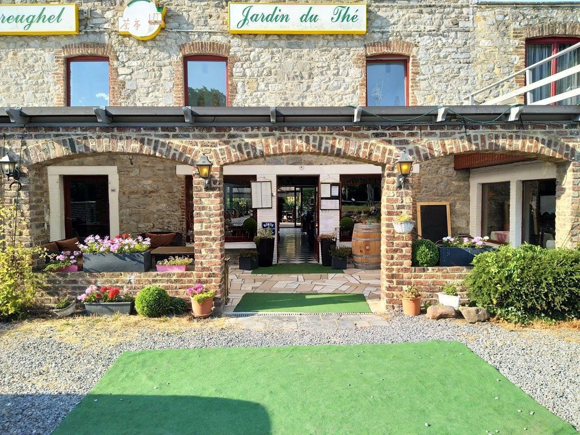 Le jardin du the restaurant chinois jambes 5100 for Restaurant le jardin issoire 63500