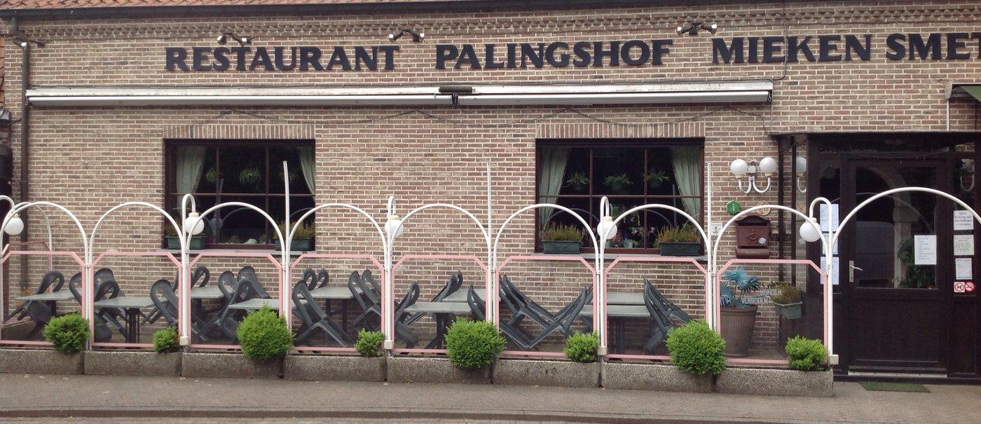 PALINGSHOF MIEKEN SMET - Vleesgerechten Restaurant - Moerbeke-waas 9180