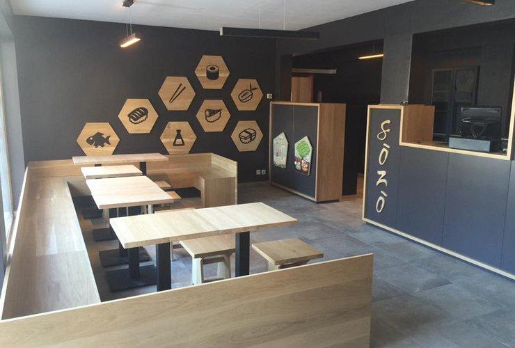 Meilleurs Restaurants cuisine Japonaise à Brabant Wallon