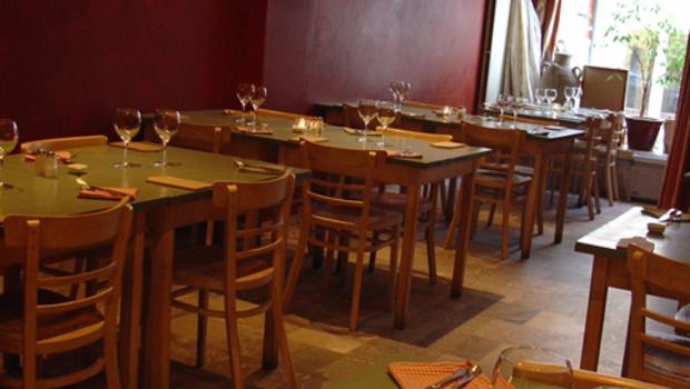 L 39 atelier de jean french restaurant brussels 1000 for Atelier de cuisine luxembourg