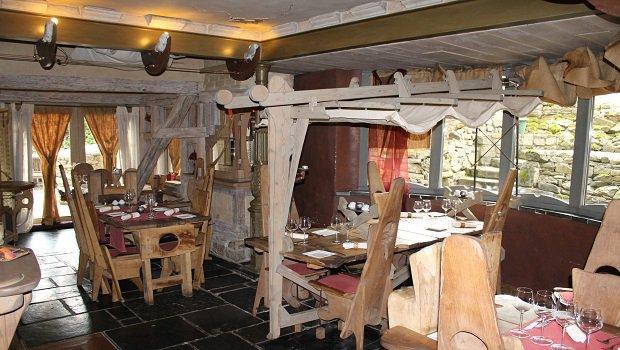 Menu Restaurant La Gargouille