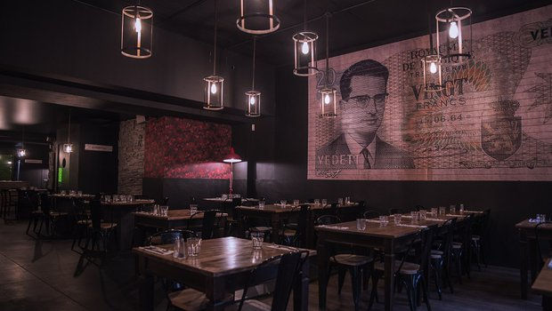 Restaurant Rue Louvain