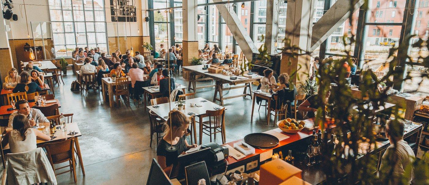 Grand Cafe De Hoorn
