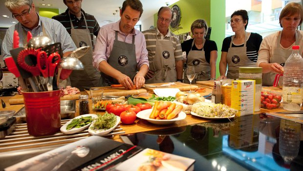 les secrets du chef restaurant atelier de cuisine