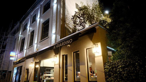 Il Giardino French Restaurant Brussels Uccle 1180