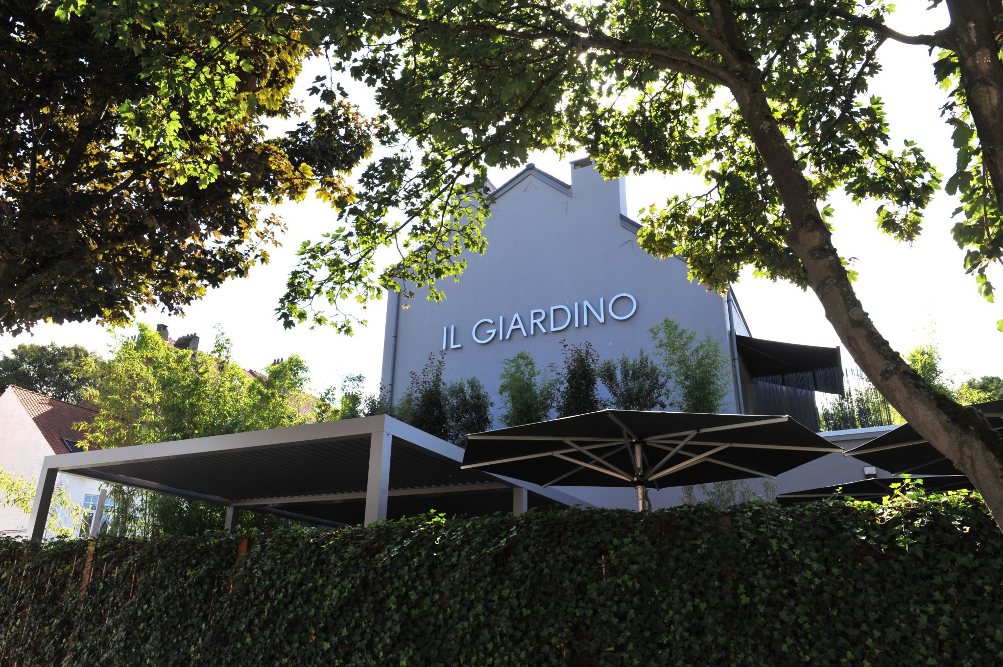 Il Giardino French Restaurant Uccle 1180