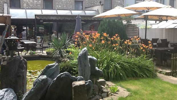 Le jardin du the restaurant chinois jambes namur 5100 for Cafe du jardin london