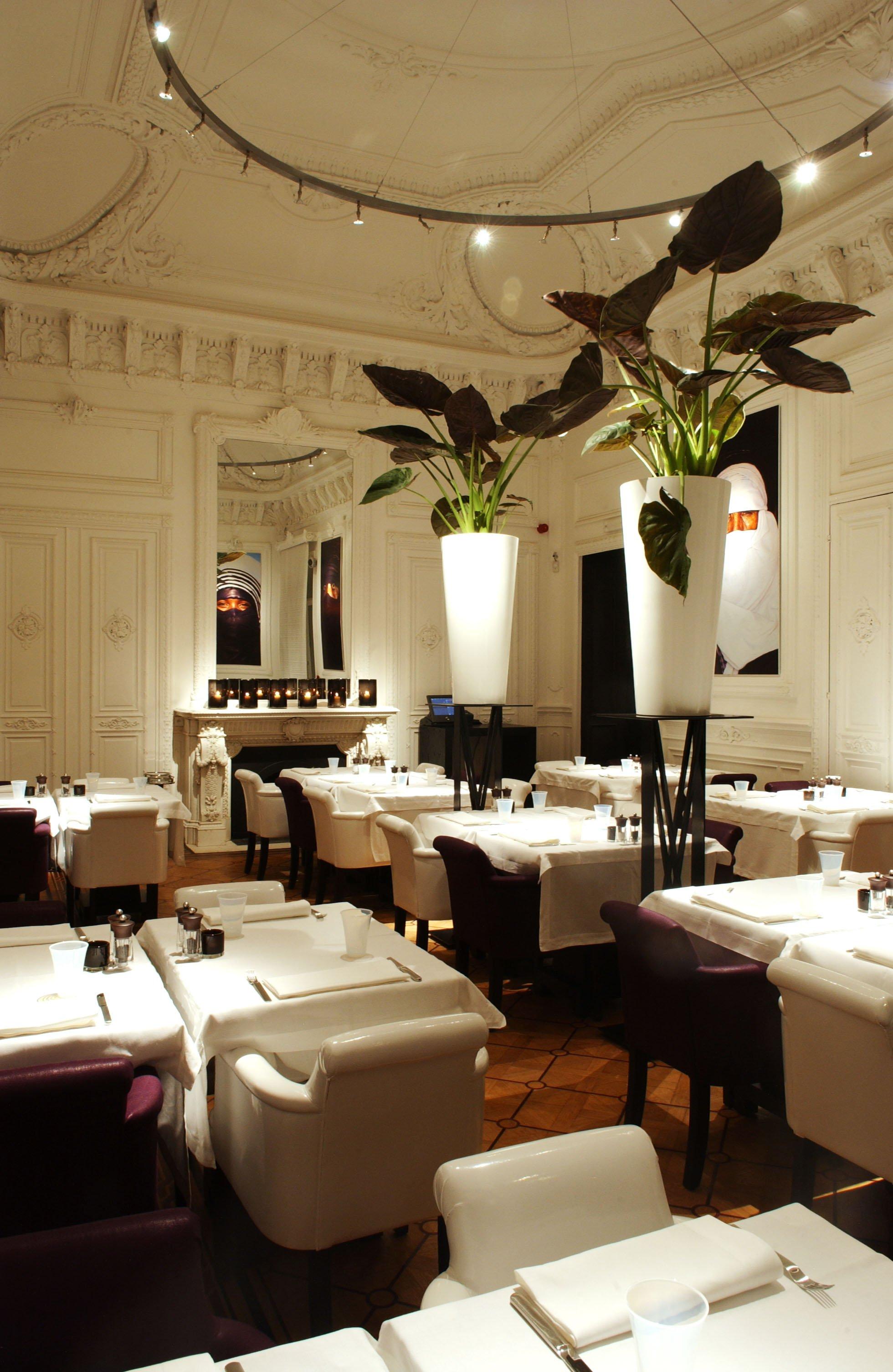Cospa a restaurant belge ixelles 1050 - Cuisine moleculaire bruxelles ...