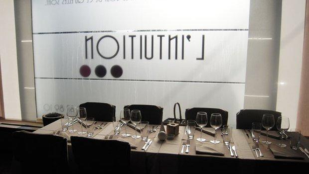 Image Result For Restaurant L Intuition Menu