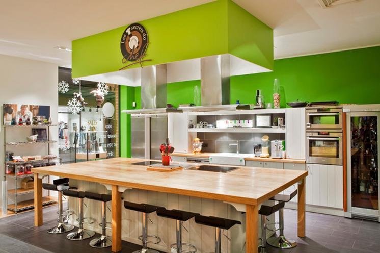 Les secrets du chef restaurant atelier de cuisine for Atelier de cuisine luxembourg
