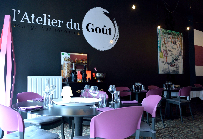 L 39 atelier du gout restaurant m diterran en liege 4000 for Atelier cuisine luxembourg