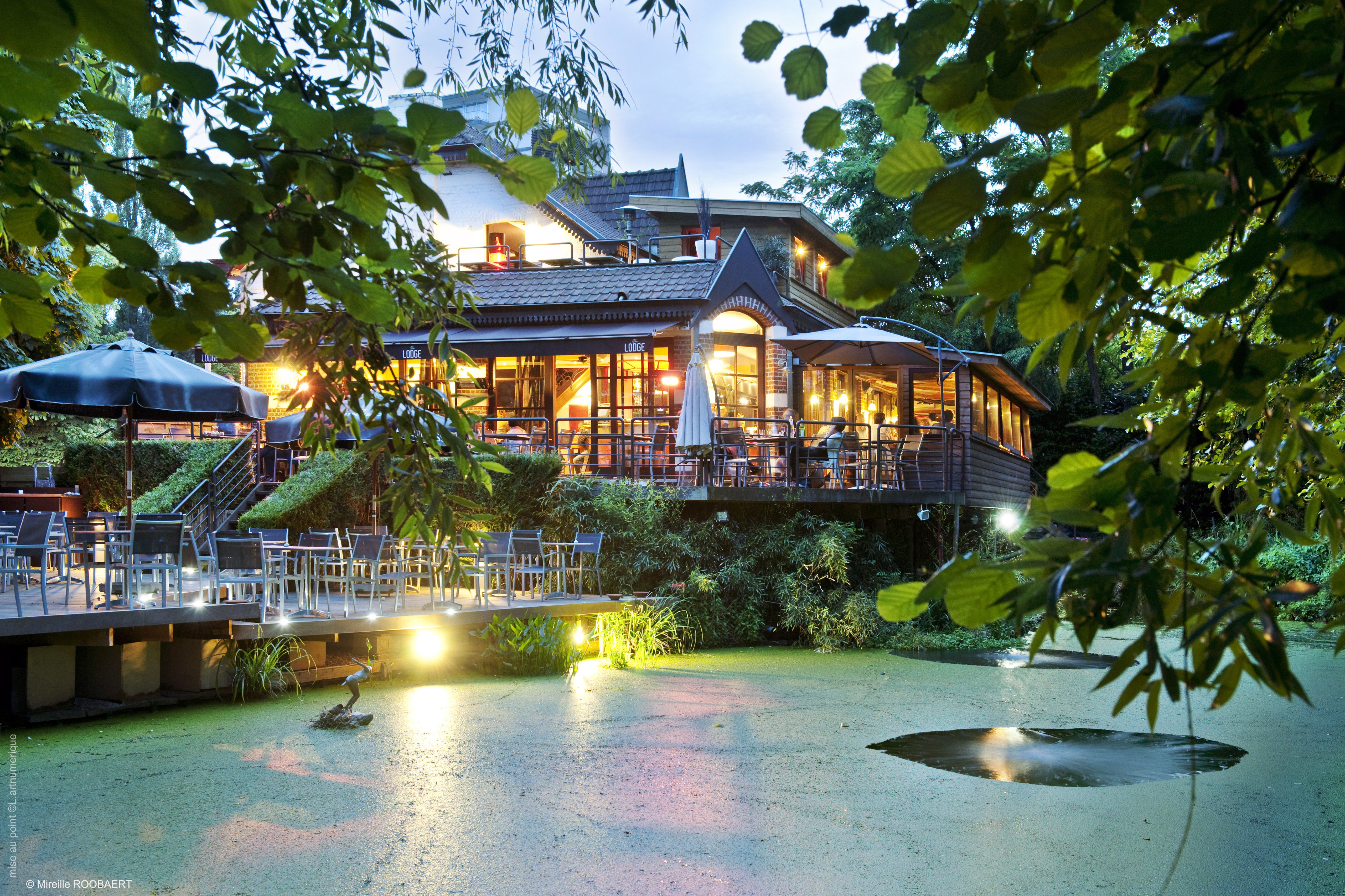 The lodge restaurant belge watermael boitsfort 1170 - Resto terrasse jardin bruxelles nanterre ...