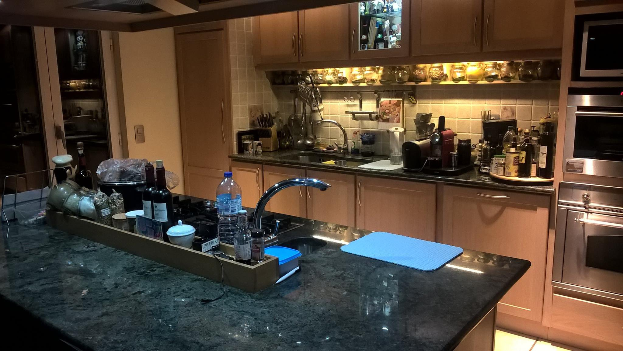 Chef antoine la maison restaurant nivelles 1400 for A la maison restaurant