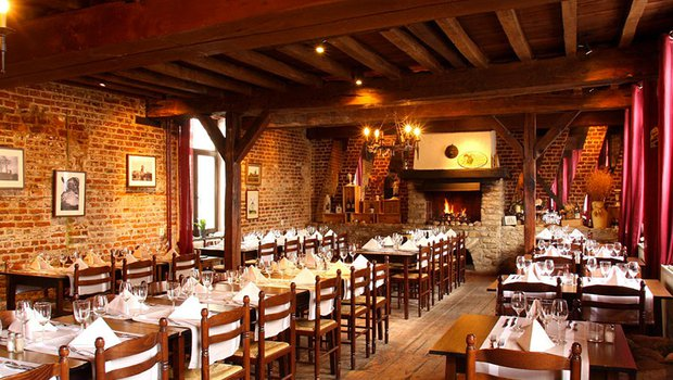 La ferme du wilg restaurant belge bruxelles jette 1090 - Restaurant cuisine belge bruxelles ...