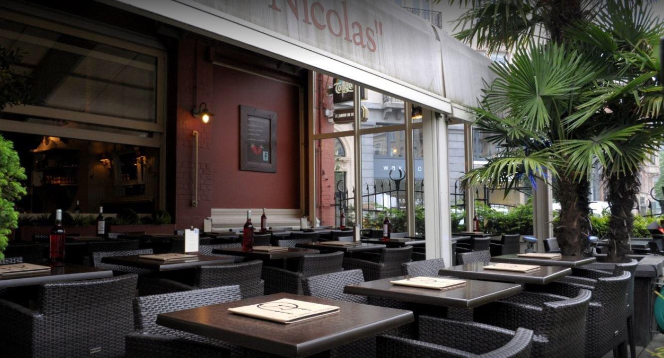 Le jardin de nicolas french restaurant woluwe saint - Resto terrasse jardin bruxelles nanterre ...