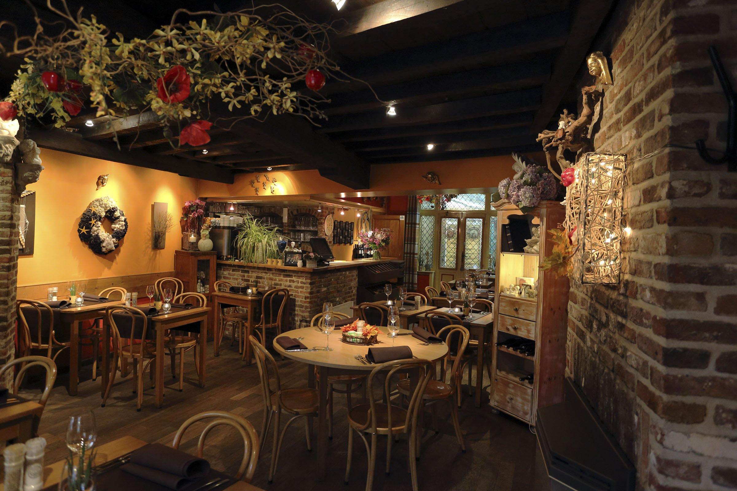 De zevende hemel belgisch restaurant brugge centrum