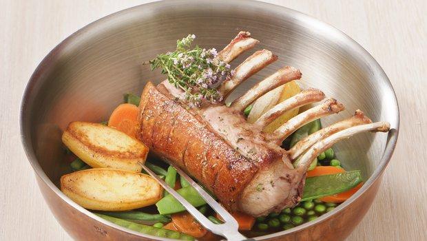 Le wadeleux te charneux for Aix cuisine du terroir menu