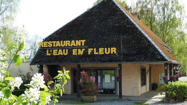 Carte l 39 eau en fleur menu cuisine du terroir for Aix cuisine du terroir menu