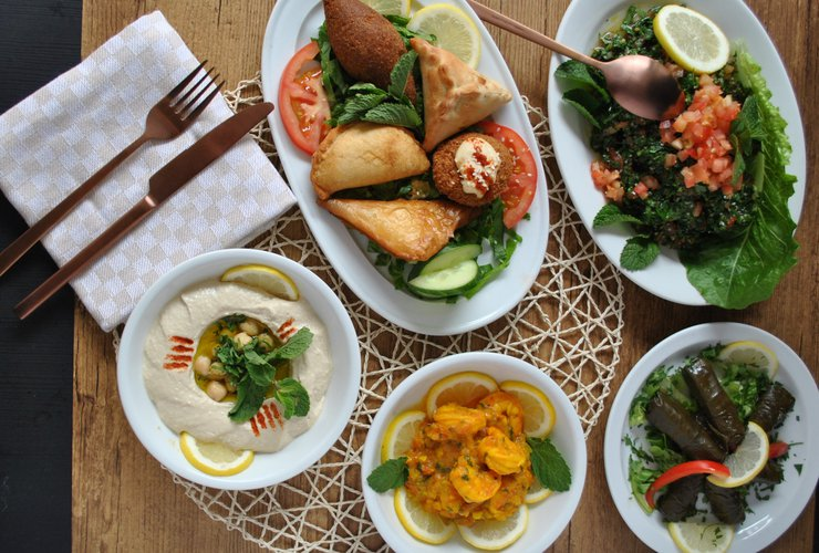 Meilleurs Restaurants Cuisine Syrienne A Bruxelles