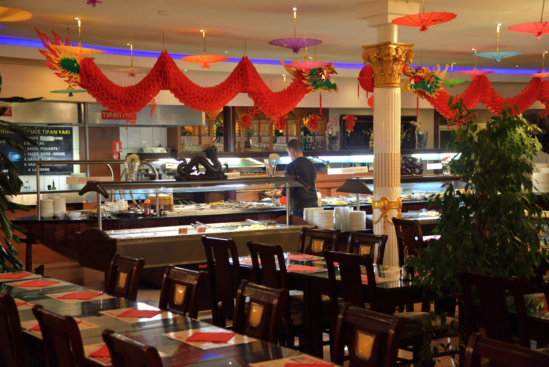 China town wok restaurant chinois rocourt 4000 for Restaurant chinois