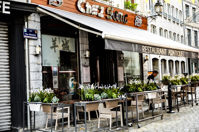 Restaurant Buffet Chinois Chez Song