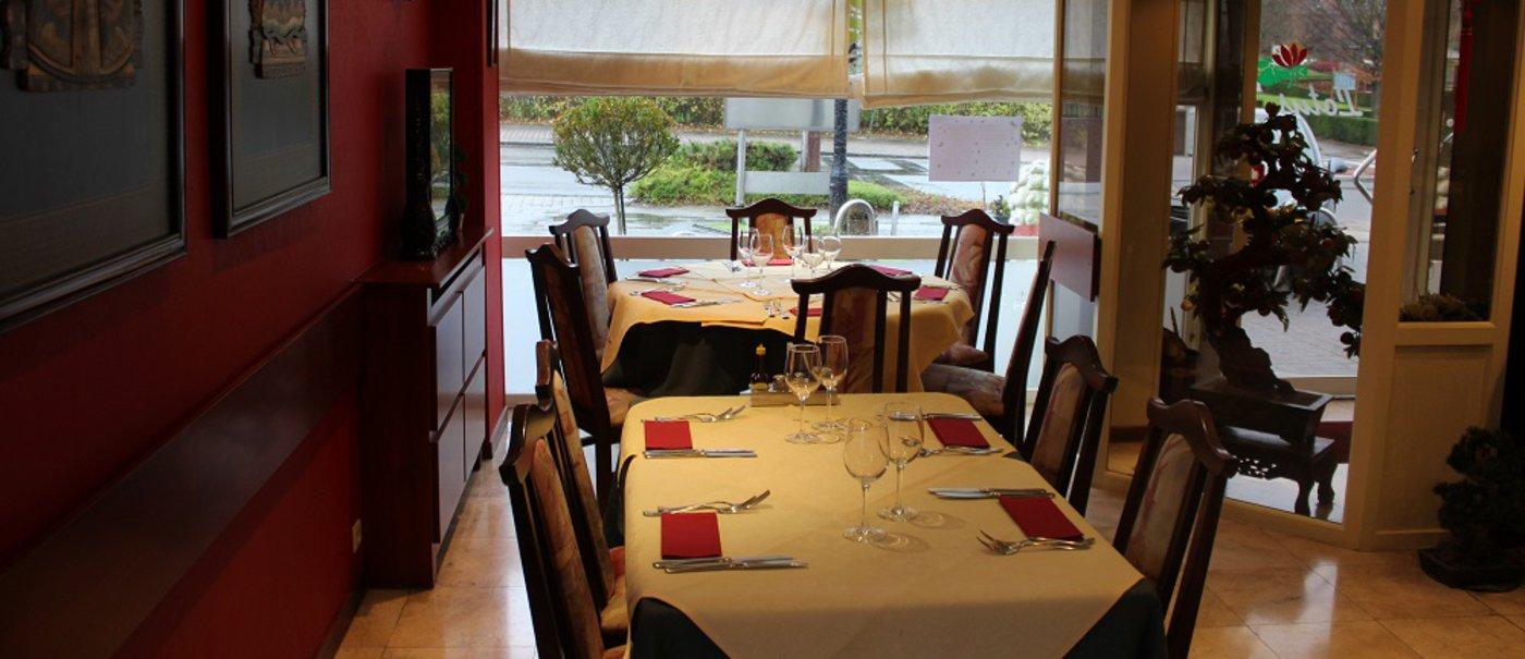 LOTUS - Asian Restaurant - Crainhem 1950