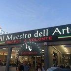 AL MAESTRO DELL ARTE