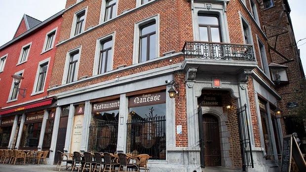La maison du peket amon nanesse restaurant fran ais for Maison du luxembourg restaurant