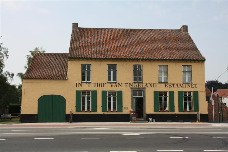 Hof van engeland bistro restaurant torhout 8820 for Food bar torhout