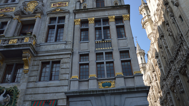 La maison du cygne restaurant fran ais bruxelles 1000 for Maison du luxembourg restaurant