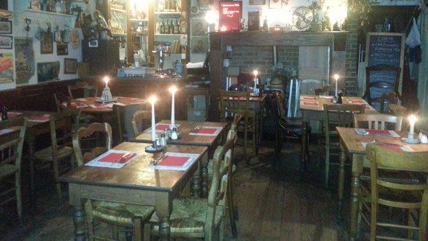Estaminet rijsel restaurant flamande r gionale lille for Restaurant laille 35