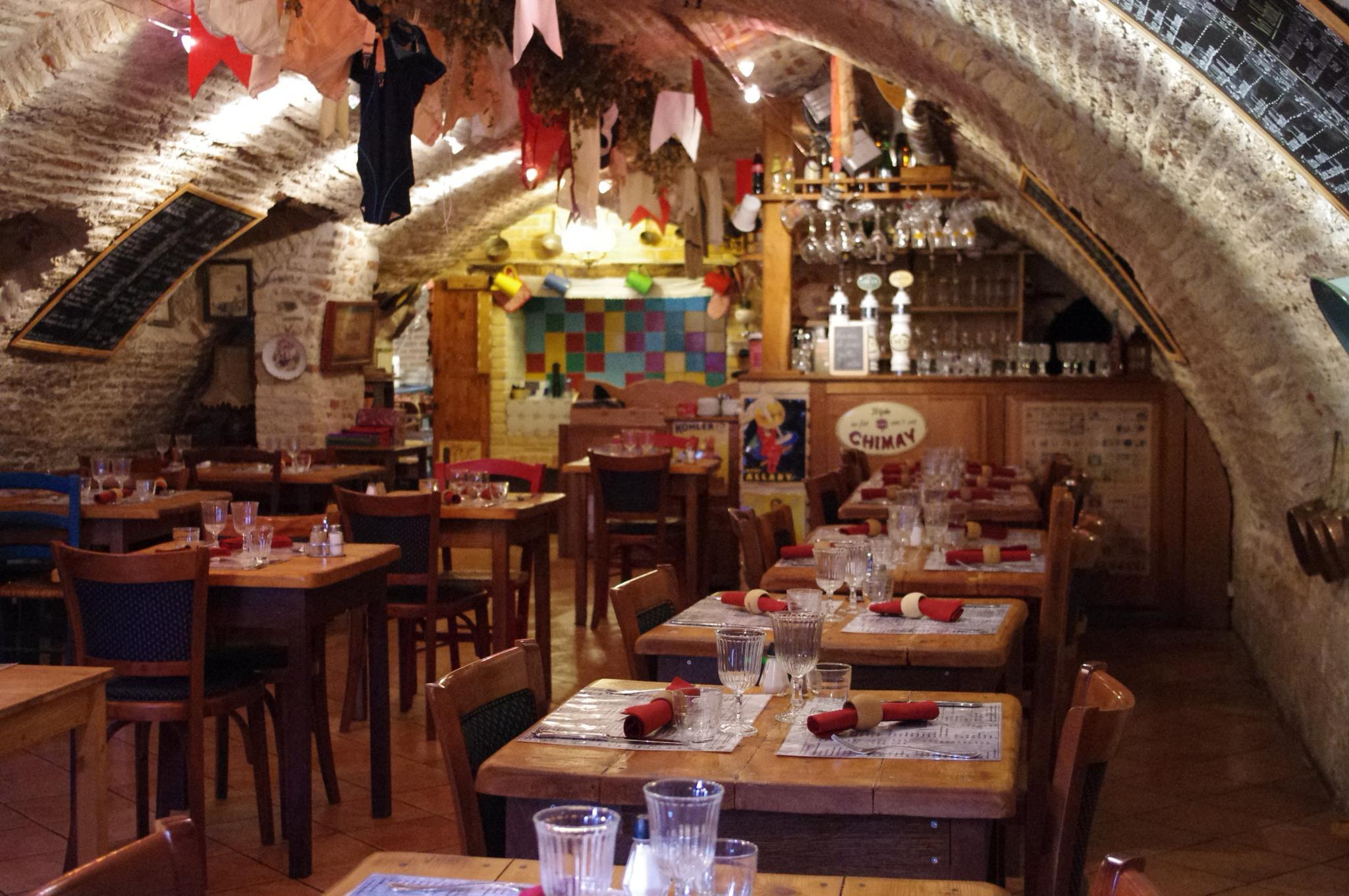 estaminet les 3 caves restaurant flamande r gionale saint omer 62500. Black Bedroom Furniture Sets. Home Design Ideas