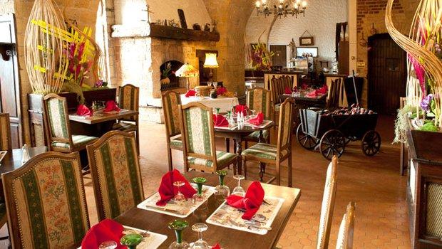 Restaurant Le Fort De St Julien Les Metz